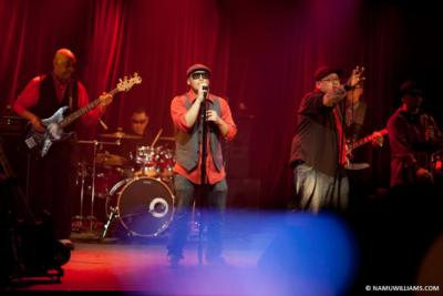 Pacific Soul Band | San Jose, CA | Dance Band | Photo #1