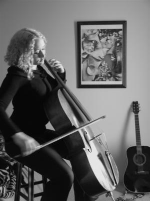 Freya Seeburger | San Jose, CA | Cello | Photo #2