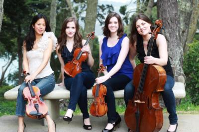 The Arden Quartet | San Francisco, CA | Classical String Quartet | Photo #2