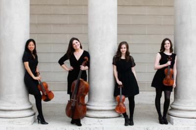The Arden Quartet | San Francisco, CA | Classical String Quartet | Photo #1