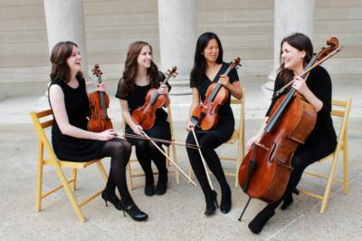The Arden Quartet | San Francisco, CA | Classical String Quartet | Photo #6
