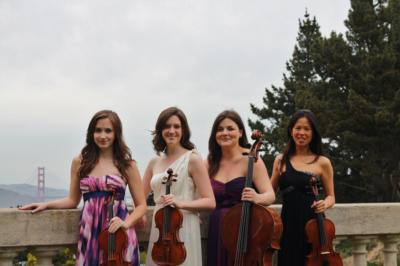 The Arden Quartet | San Francisco, CA | Classical String Quartet | Photo #3