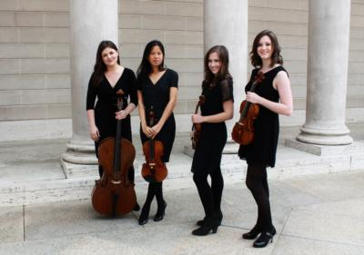 The Arden Quartet | San Francisco, CA | Classical String Quartet | Photo #7