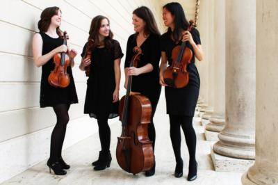 The Arden Quartet | San Francisco, CA | Classical String Quartet | Photo #5