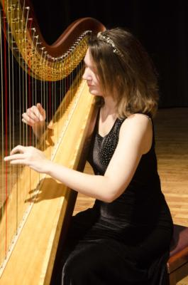 Chanah Ambuter: Michigan Harpist - Harpist - Troy, MI