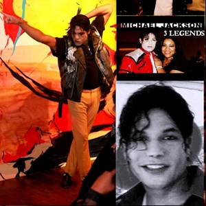 Michael Jackson 3 Legends
