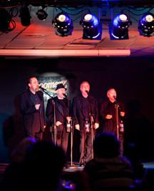 Boomerz | Tampa, FL | Doo-wop Barbershop Quartet | Photo #9