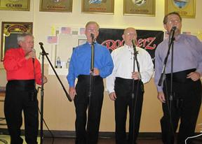 Boomerz | Tampa, FL | Doo-wop Barbershop Quartet | Photo #8