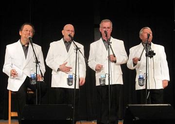 Boomerz | Tampa, FL | Doo-wop Barbershop Quartet | Photo #10