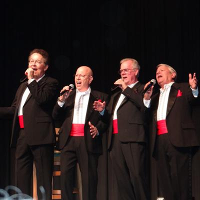 Boomerz | Tampa, FL | Doo-wop Barbershop Quartet | Photo #2