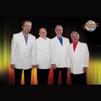 Boomerz | Tampa, FL | Doo-wop Barbershop Quartet | Photo #1