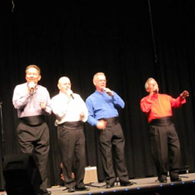 Boomerz | Tampa, FL | Doo-wop Barbershop Quartet | Photo #6
