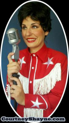 Courtney Shayne: A Patsy Cline Experience | Albany, NY | Patsy Cline Tribute Act | Photo #8