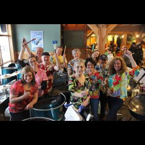 West Boothbay Harbor Steel Drum Band | Tinpanic Steel Band