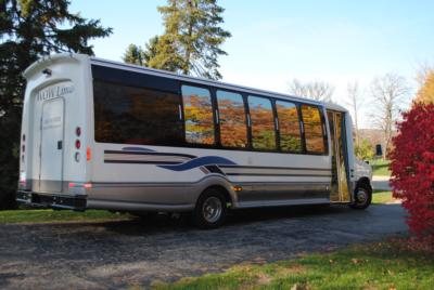 Large Luxury Executive Coach Limo