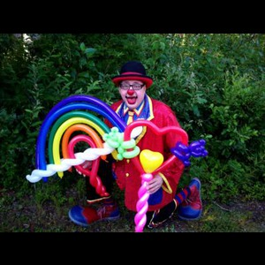 Alaska Balloon Twister | Marky d Clown