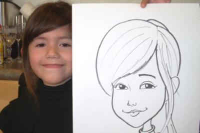George Toons Caricatures | Los Angeles, CA | Caricaturist | Photo #6