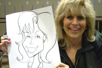 George Toons Caricatures | Los Angeles, CA | Caricaturist | Photo #2