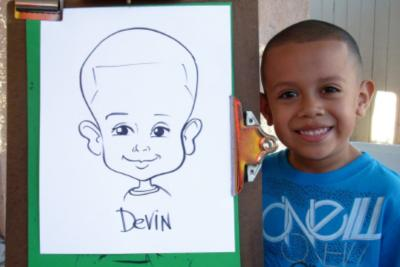 George Toons Caricatures | Los Angeles, CA | Caricaturist | Photo #1