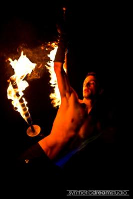Benjamin Reynolds | Somerville, MA | Fire Dancer | Photo #4