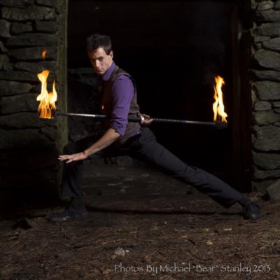 Benjamin Reynolds | Somerville, MA | Fire Dancer | Photo #1
