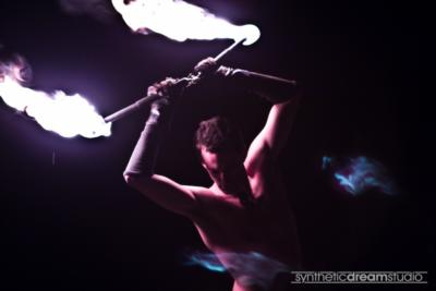 Benjamin Reynolds | Somerville, MA | Fire Dancer | Photo #2