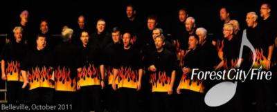 Forest City Fire A Cappella Group | London, ON | A Cappella Group | Photo #2