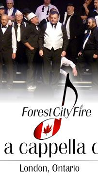 Forest City Fire A Cappella Group | London, ON | A Cappella Group | Photo #3