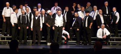 Forest City Fire A Cappella Group | London, ON | A Cappella Group | Photo #1