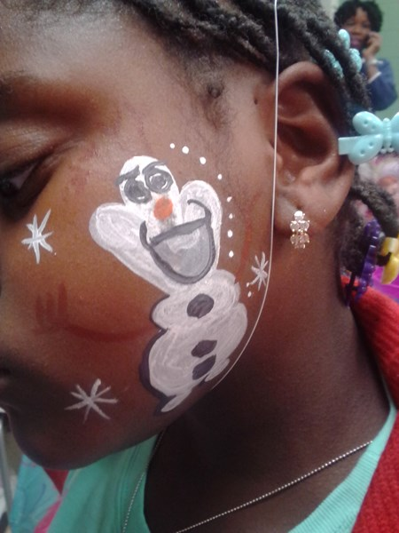 Beaux Lou Events - Face Painter - Washington, DC