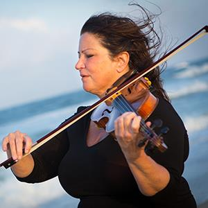 Virginia Beach Jazz Violinist | Liz Stacy