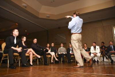 Gabriel Holmes (hypnotist) | Dallas, TX | Hypnotist | Photo #6