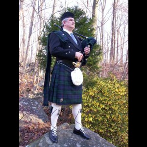 Dornsife Bagpiper | Jeff Edwards, the Blackhorn Piper