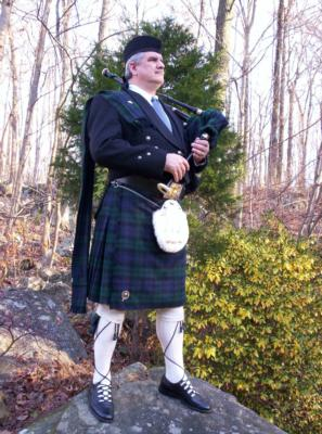 Jeff Edwards, the Blackhorn Piper | Schwenksville, PA | Bagpipes | Photo #1