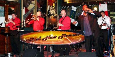 Red Hot Horns | Springfield, MA | Dance Band | Photo #1