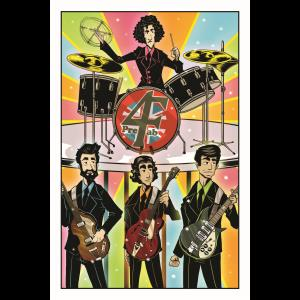 Roanoke Rapids Beatles Tribute Band | PreFab 4
