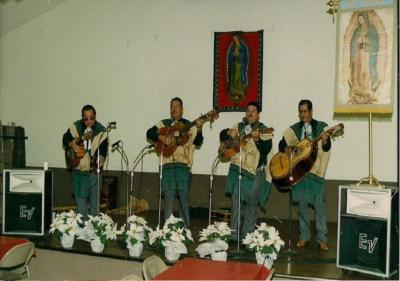 LOS DOMINOS/ mini mariachi | San Jose, CA | Latin Band | Photo #2