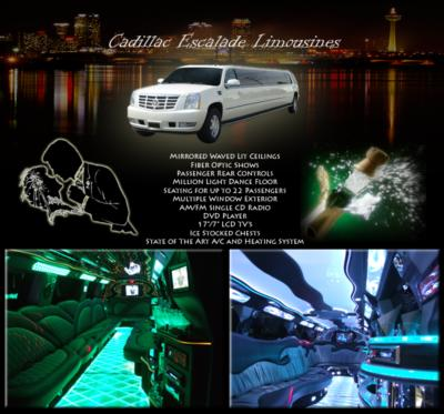 Mancuso Limousines | Buffalo, NY | Event Limousine | Photo #2