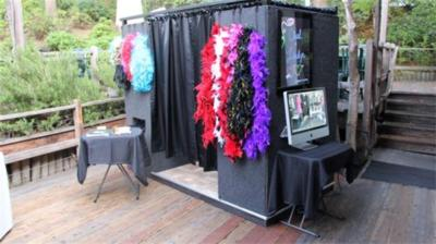 SnapShotDJ Photobooth GreenScreen &LED Up Lighting | Anaheim, CA | Photo Booth Rental | Photo #6