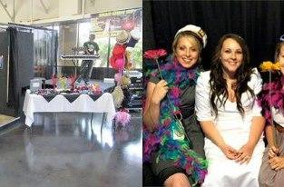 SnapShotDJ Photobooth GreenScreen &LED Up Lighting | Anaheim, CA | Photo Booth Rental | Photo #2