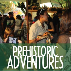 Prehistoric Adventures - Animal For A Party - Fountain Valley, CA