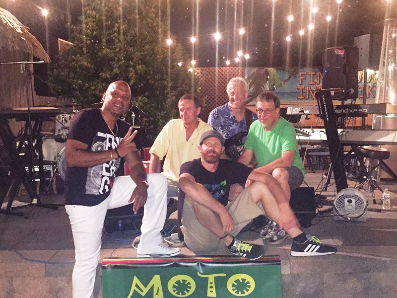 Moto (Caribbean Party Band) - Caribbean Band - New Haven, CT