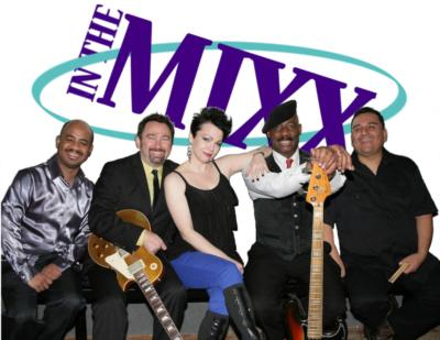 In The Mixx | Los Angeles, CA | Dance Band | Photo #1