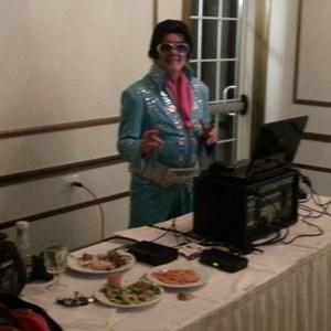 Allentown Karaoke DJ | The Elvis Pretzel Show