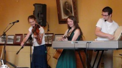 Morningstarre | Butler, OH | Irish Band | Photo #4
