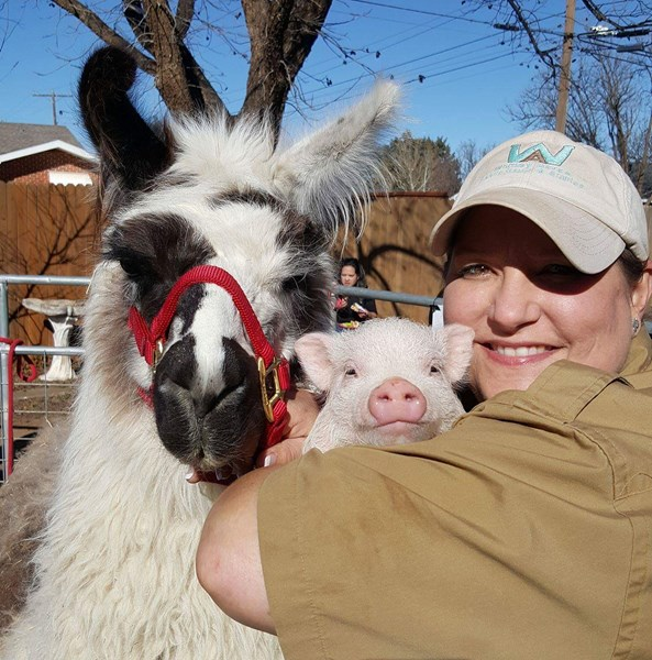 Whitley Acres Exotic Ranch & Stables - Petting Zoo - Levelland, TX
