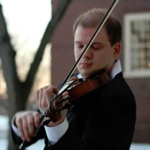 Michigan Violinist | Philip Oja, Violin