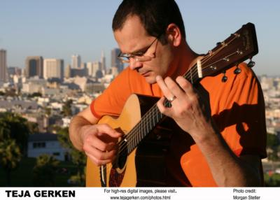 Teja Gerken | Fairfax, CA | Acoustic Guitar | Photo #1