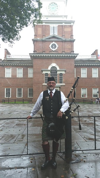 Independence Hall, July 4, 2015