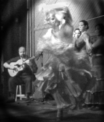 Gitana Blanca | Long Beach, CA | Flamenco Guitar | Photo #4